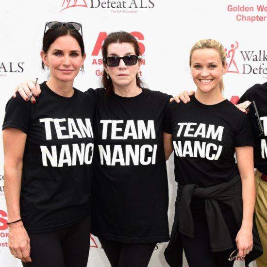 Celebrities at ALS Charity Walk October 2015