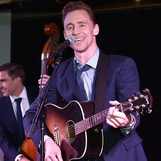 Tom Hiddleston Performs as Hank Williams Live | Video