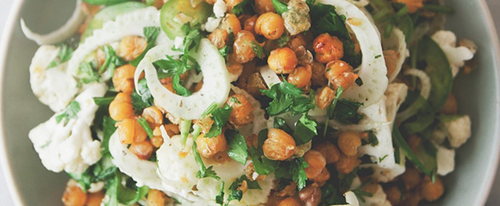 This Deconstructed Falafel Salad Will Transform How You Do Lunch