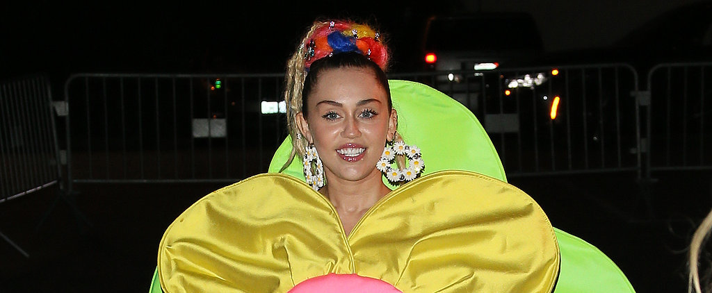 Miley Cyrus Continues Turning Heads With Her Jaw-Dropping Costumes
