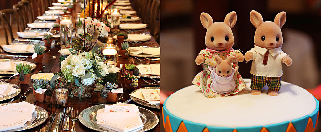 The Elaborate Details in This Woodland Baby Shower Will Leave You Speechless