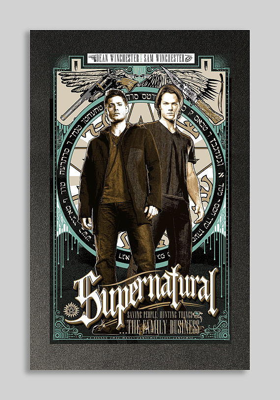 Winchester Poster ($ 25)
