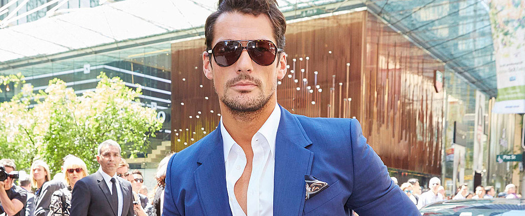 """""""If You're on a Date With a Girl, F*cking Make Some Effort!"""" — David Gandy"""