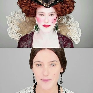Beauty Trends Throughout History Video