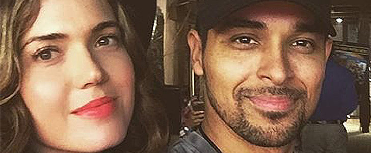 Blast From the Past! Mandy Moore Reunites With Her Ex Wilmer Valderrama