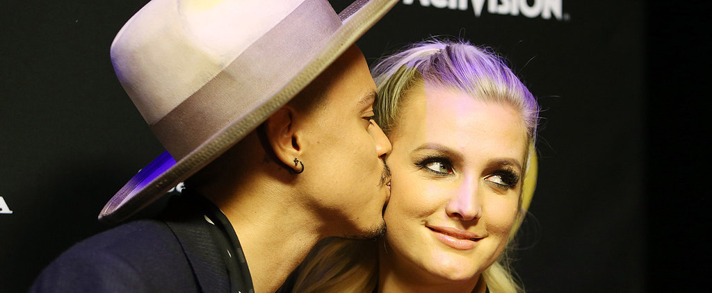 Ashlee Simpson Makes Her First Red Carpet Appearance Since Welcoming Daughter Jagger