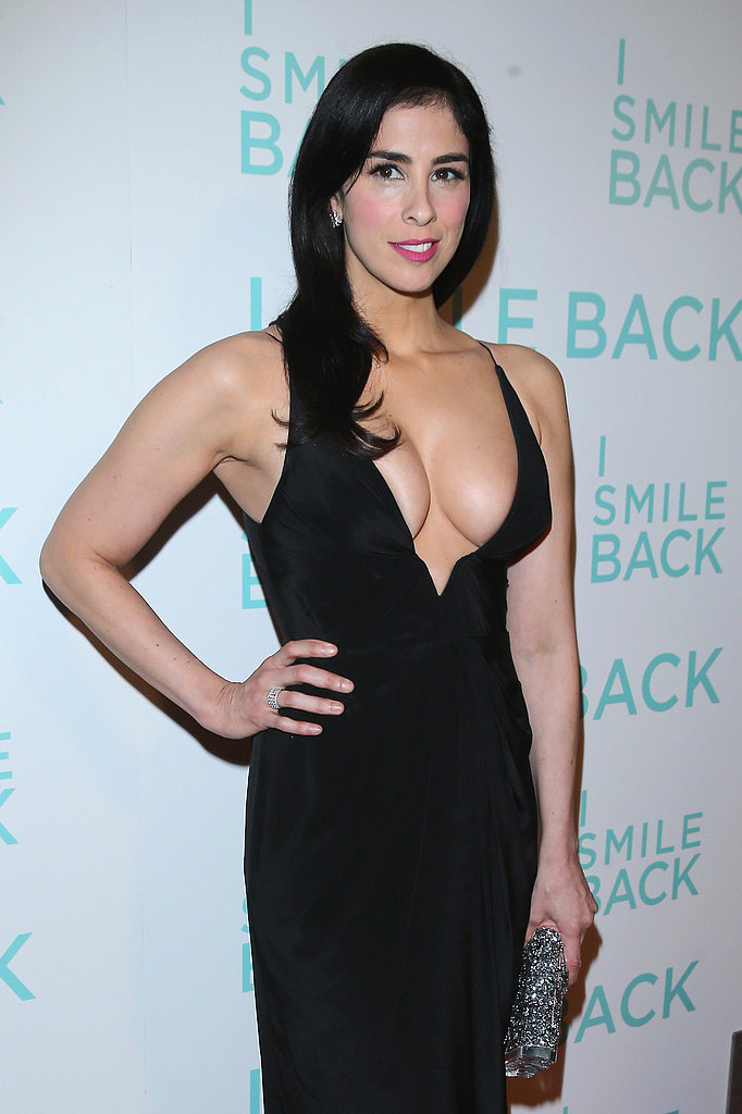 Sarah silverman i smile back dress