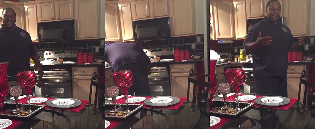 """The Couple From the Hilarious """"Buns in the Oven"""" Pregnancy Announcement Share Heartbreaking Update"""