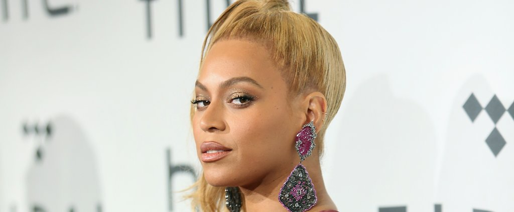Use This Video as a Warning to Never Touch Beyoncé's Clothes