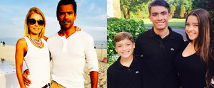 Kelly Ripa and Mark Consuelos Share Such Sweet and Hilarious Family Photos