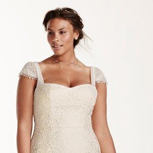 Affordable Plus-Size Wedding Dresses