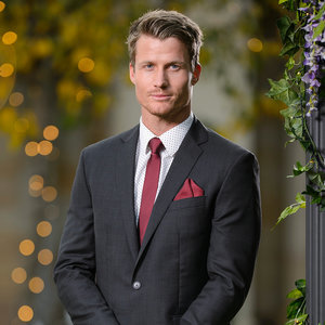 Hot Pictures of Richie Strahan From The Bachelorette