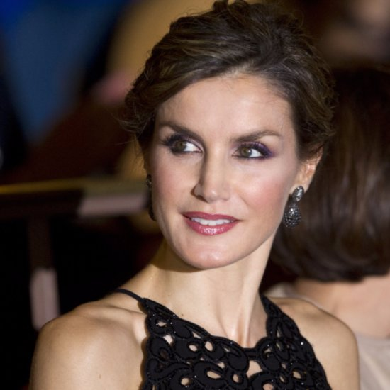 Queen Letizia of Spain's Black Jumpsuit
