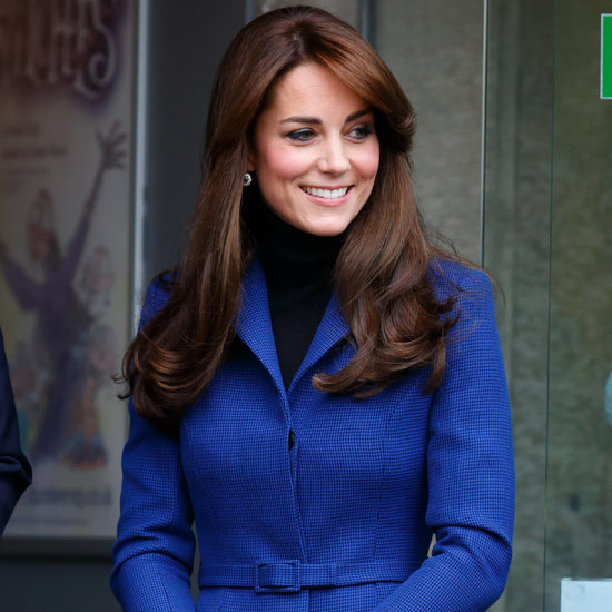 Kate Middleton Talks About Prince William's Motorcycle 2015