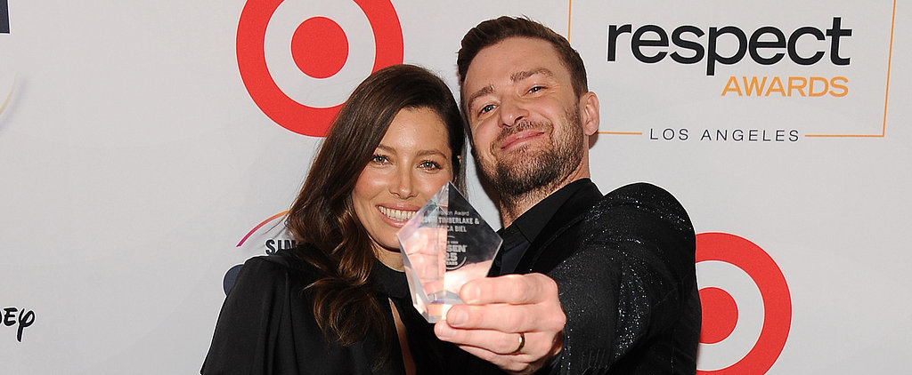 It's Another Smiley Night Out For Justin Timberlake and Jessica Biel!