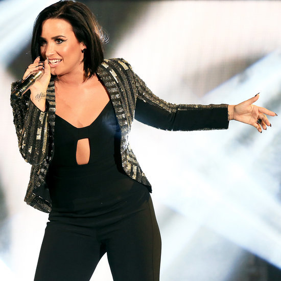 See How Demi Lovato Totally Stole the Show at the We Can Survive Concert