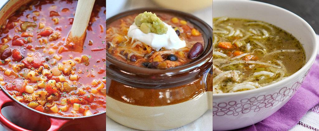 Slow-Cook Your Soup: 15 Kid-Friendly Crockpot Soup Recipes