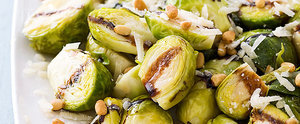 Set It and Forget It: Slow-Cooker Balsamic-Glazed Brussels Sprouts