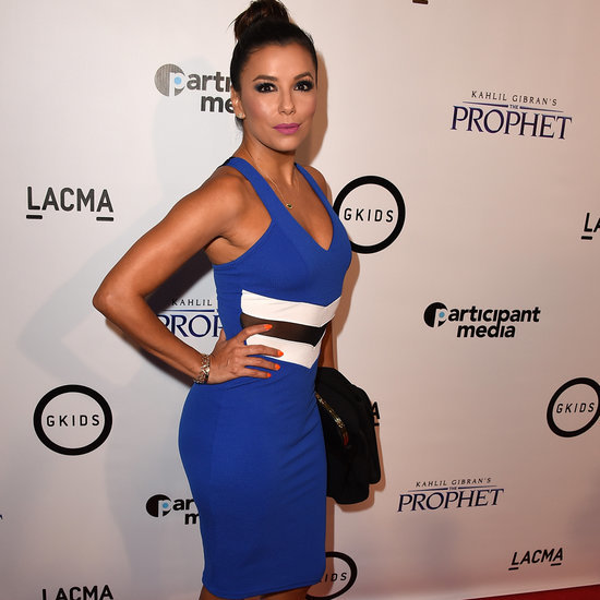 Eva Longoria at Horror Night With Hot & Bothered Cast
