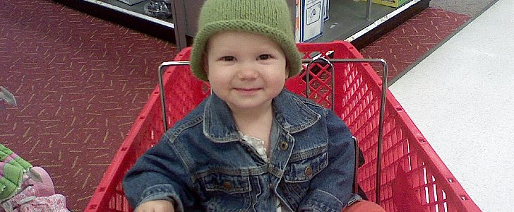 Why I Held My Son Up by One Leg at Target