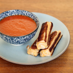 Grilled Cheese Roll-Ups Recipe