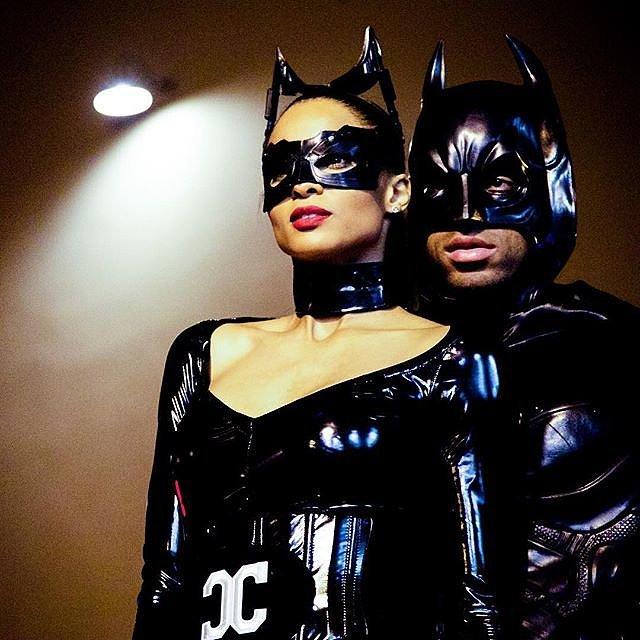 Ciara as Catwoman