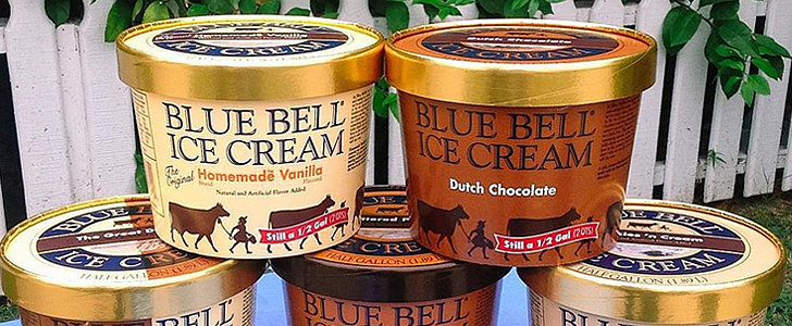 The Best News to Anyone Homesick For Blue Bell Ice Cream