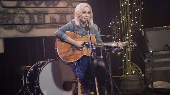 'iZombie' Star Rose McIver Dishes On Liv's  'Nerve-Wracking' Country Music Debut!