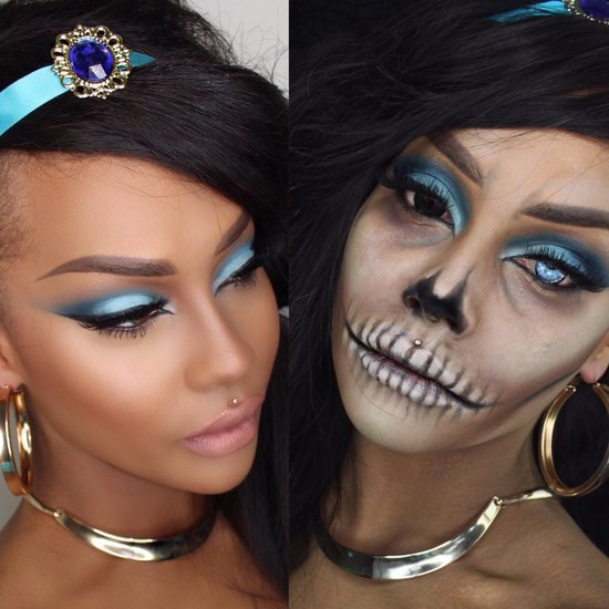 Disney Princess Jasmine | Halloween Beauty Tutorial