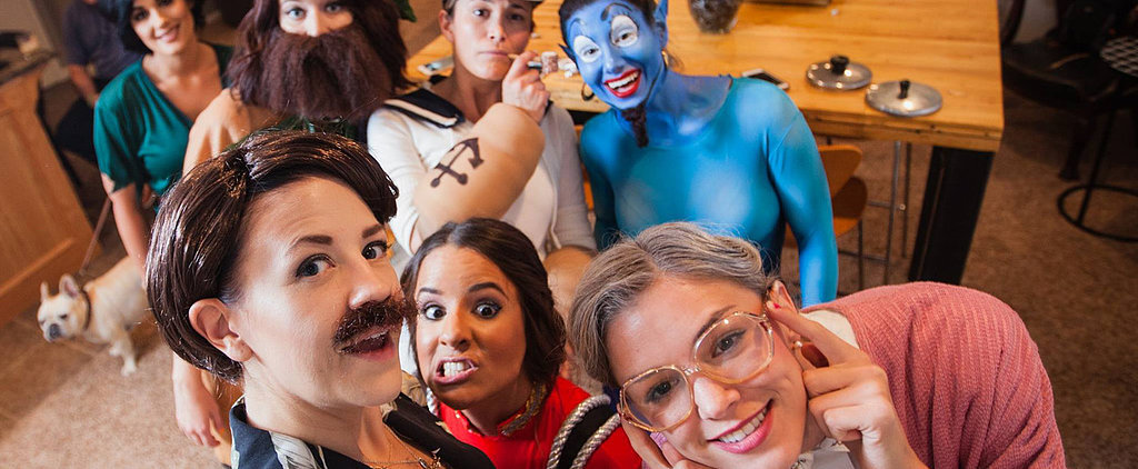 This Robin Williams-Inspired Group Halloween Costume Is Seriously Awesome