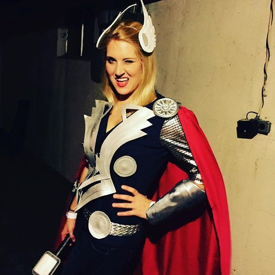 The Most Badass Lady Thor Costume Ideas