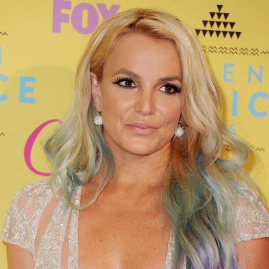 Britney Spears Tweets at Adele