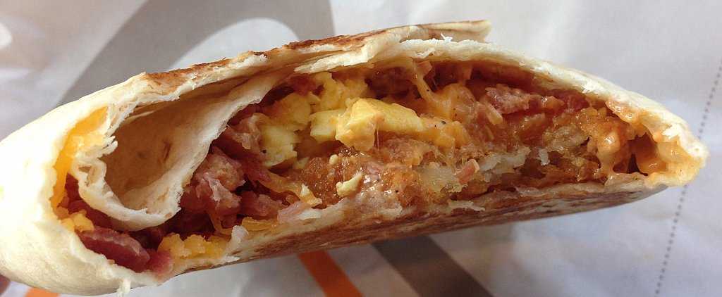 Everyone Can Get a Free Breakfast Crunchwrap Supreme From Taco Bell!