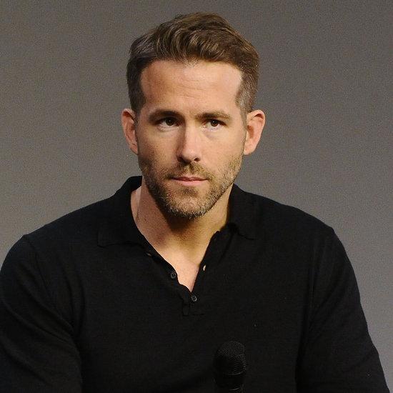 Ryan Reynolds's Father Died
