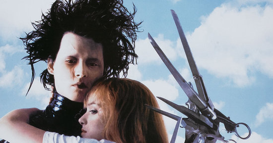 12 Baby Names From Tim Burton Movies