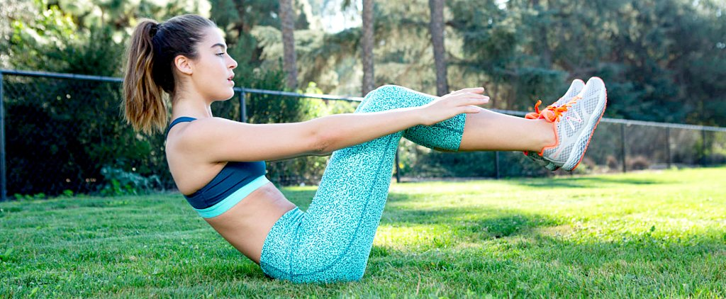 3 Incredible Abs Exercises From Blogilates Founder Cassey Ho