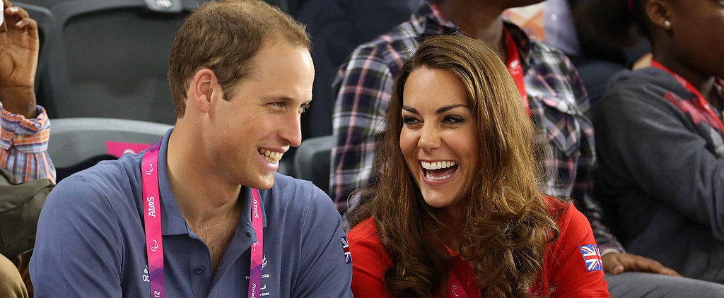 18 Times Will and Kate Showed Love During Sporting Events