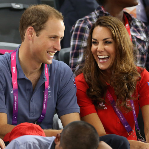 Kate Middleton and Prince William Pictures at Sports Events
