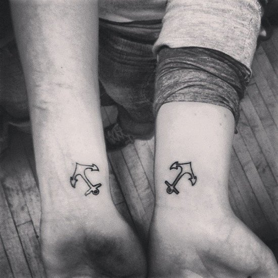 Father-Daughter Tattoos