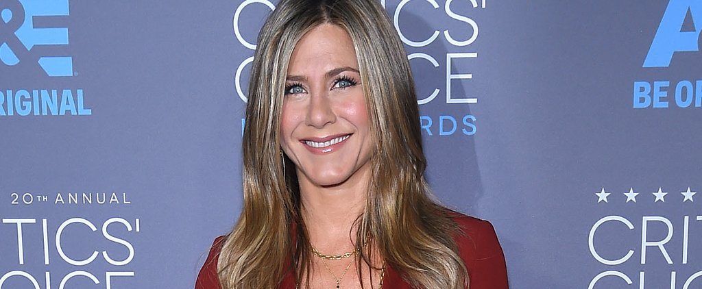 This Product Is the Secret to Jennifer Aniston's Perfect Hair