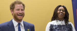 Prince Harry and Michelle Obama Join Forces For a Good Cause
