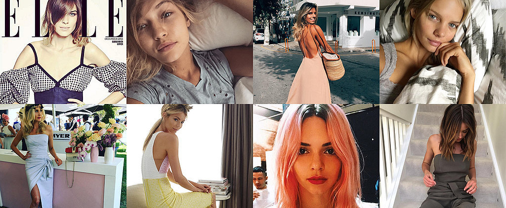 25 Pretty Celebrity Instagram Pictures Posted This Week