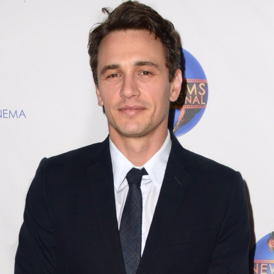 James Franco Cements His Love For Emma Watson With a Neck Tattoo