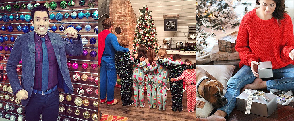 POPSUGAR Shout Out: HGTV Stars Show You How They Decorate For the Holidays