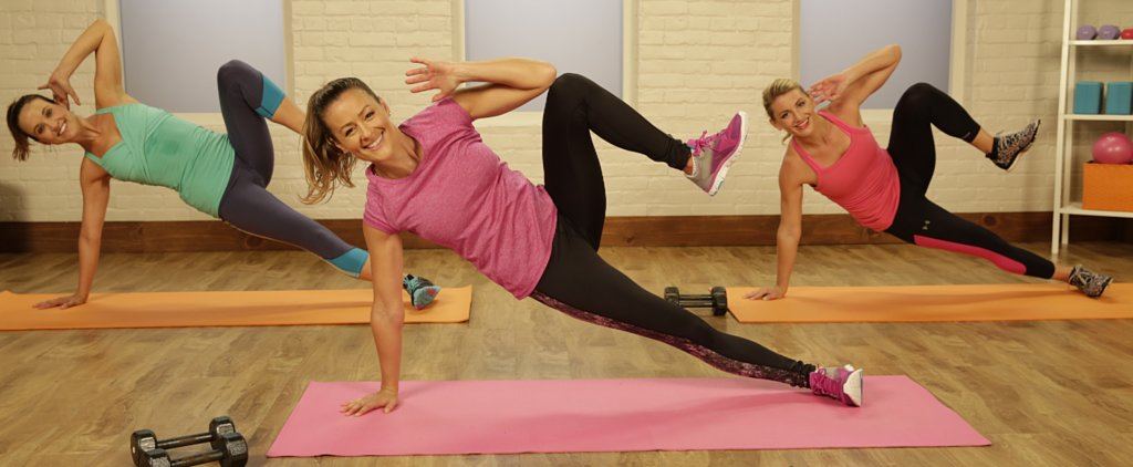 Burn 200 Calories in 20 Minutes With This Quick Workout