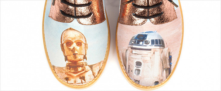 These Star Wars Shoes Are About to Blow Your Mind