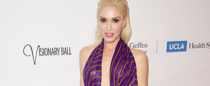 Gwen Stefani's Party Dress May Be Her Sexiest Ever
