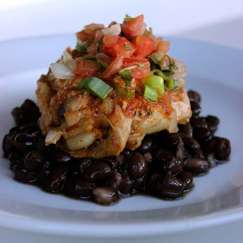 Mexican-Style Chicken
