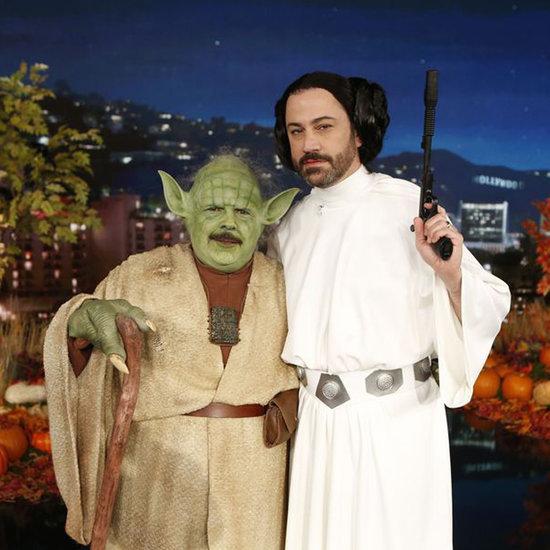 Jimmy Kimmel's Star Wars Halloween Costumes 2015