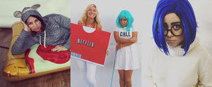 See This Year's Most Creative DIY Halloween Costumes!